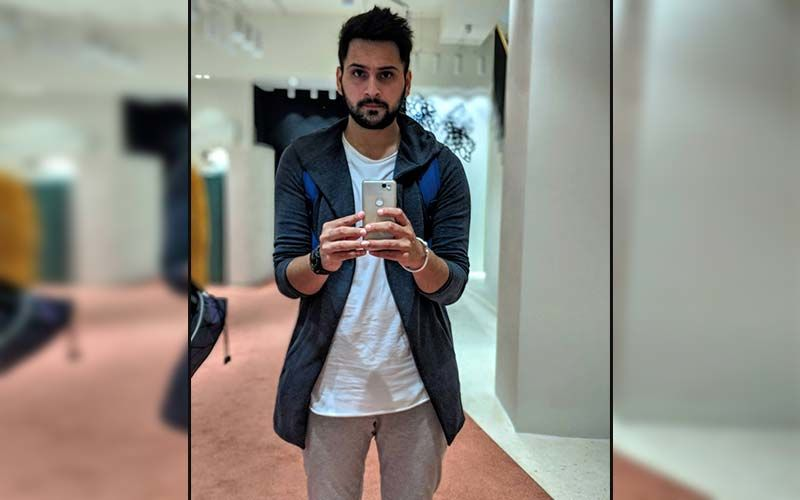 Dapper In A Sporty Blazer, Siddharth Chandekar Steals The Limelight