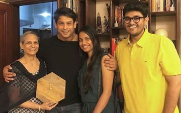 Bigg Boss 13: Sidharth Shukla Is Back To His Normal Life; Spends Quality Time With His Cousins And Mother - PICS