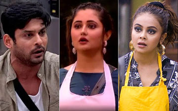 Bigg Boss 13: Sidharth Shukla IGNORED By BB Women; Fans Slams Rashami Desai And Devoleena Bhattacharjee For Their 'Bias'