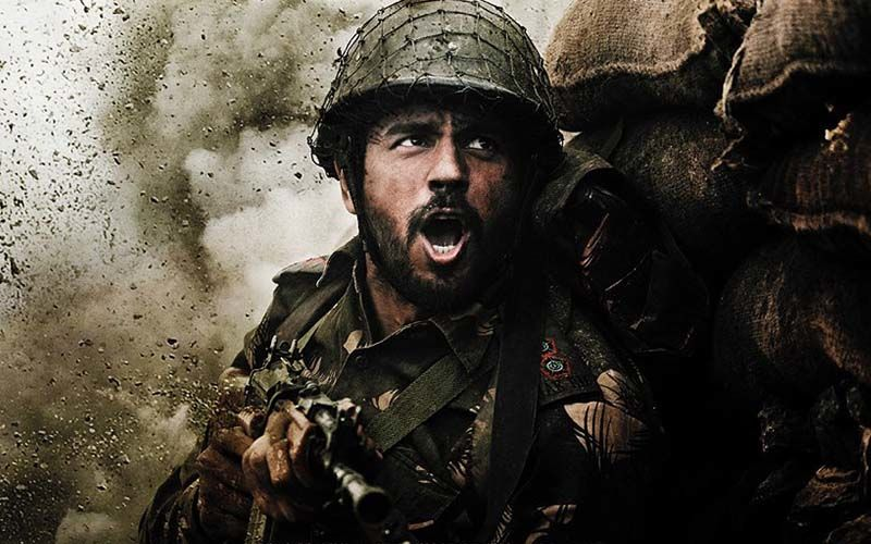 Shershaah Posters: Birthday Boy Sidharth Malhotra Treats His Fans To A Fierce First Look At Captain Vikram Batra