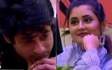 Bigg Boss 13 Plays Cupid Between Sidharth Shukla-Rashami Desai; Shukla Says, 'There's No Girl Like You'