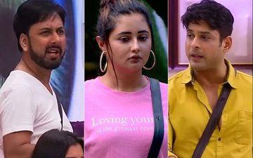 Bigg Boss 13: Sidharth Shukla Is A '150 Kg Bhaalu' Says Siddharth Dey After They Get Into A Fight Over Rashami Desai