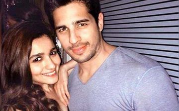 Alia Bhatt Thanks Ex-Lover Sidharth Malhotra For Praising Kalank Teaser