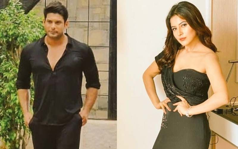 Sidharth Shukla Shares New Look For Music Video With Neha Sharma, Fans Can't Help But Notice He's Twinning In Black With Shehnaaz Gill