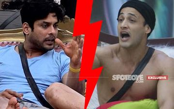 Bigg Boss 13's UNSEEN FIGHT: Sidharth Shukla PEELED OFF Asim Riaz's SKIN, While Charging At Rashami Desai- EXCLUSIVE
