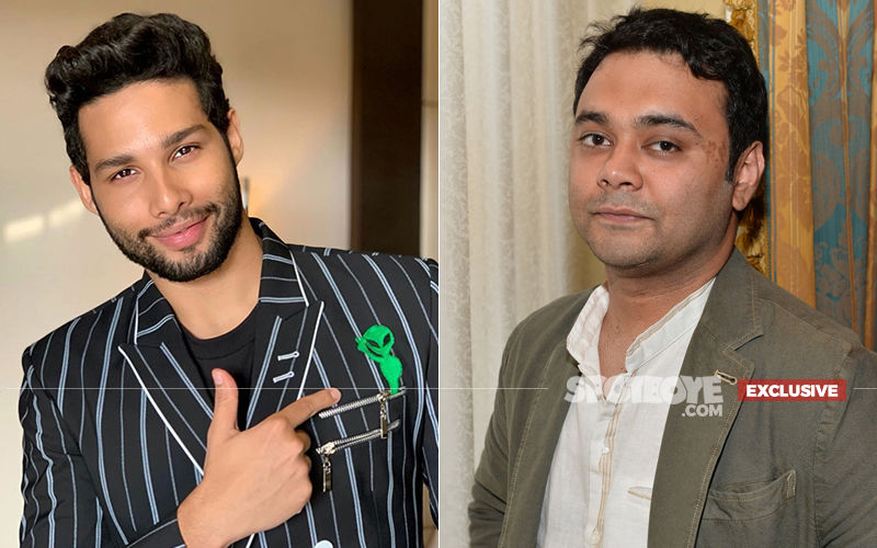 Siddhant Chaturvedi Collaborating With Maneesh Sharma For A Project?