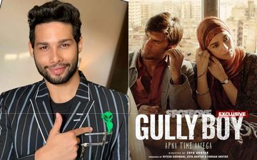 Siddhant Chaturvedi Reacts On Gully Boy Dropping Out Of Oscars- EXCLUSIVE