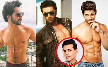 Karan Johar Will Block Ranbir Kapoor, Unfollow Varun Dhawan And Follow Sidharth Malhotra!
