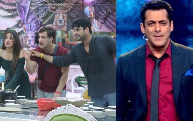 Bigg Boss 13 Weekend Ka Vaar: Salman Khan Announces Three Wild Card Entries Amidst Zero Elimination
