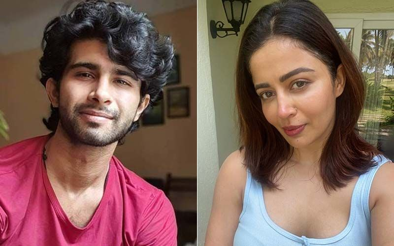 June: Catch A Glimpse Of Behind The Set Shenanigans Between Nehha Pendse And Siddharth Menon