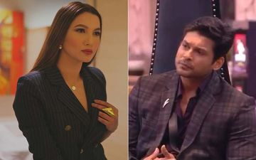 Bigg Boss 13: Gauahar Khan SLAMS Sidharth Shukla; Says 'Baap Pe Jaana Shows What Value You Have For Parents'