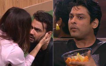Bigg Boss 13: Madhurima Tuli Hugs It Out With Ex Vishal Aditya; Sidharth Shukla's Epic Reaction Cannot Be Missed