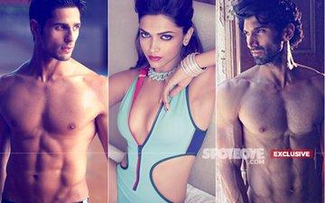 Details Of Deepika Padukone's NIGHT OUT With Sidharth Malhotra & Aditya Roy Kapur