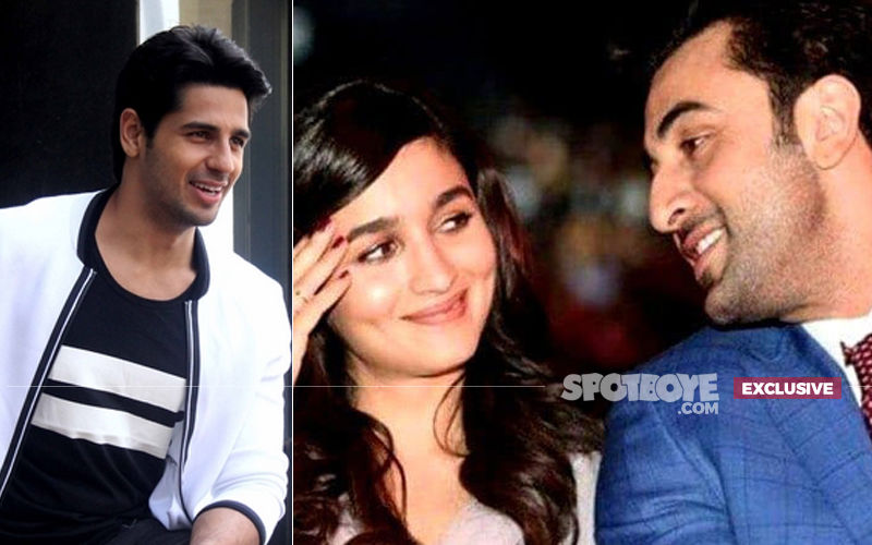 Sidharth Malhotra Invites Alia Bhatt-Ranbir Kapoor Home. Believe It Or Not!