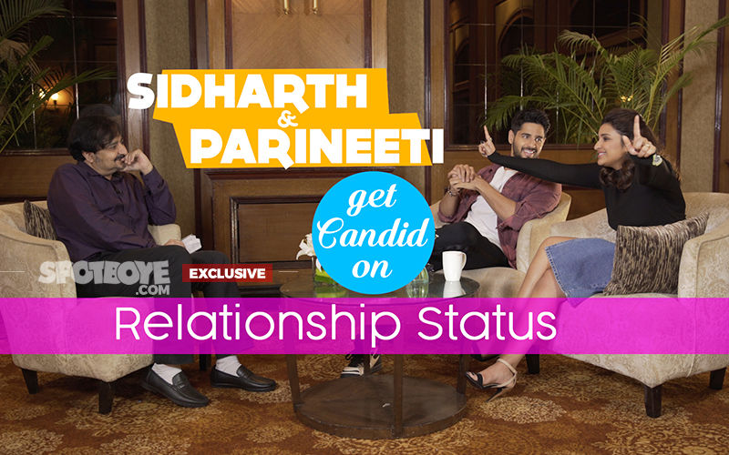 Sidharth Malhotra-Parineeti Chopra Reveal Relationship Status And Then This Is What Happened!