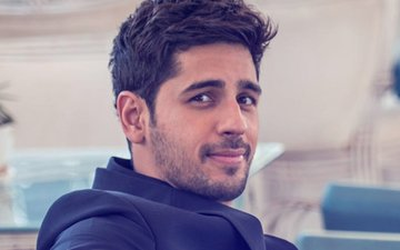 Sidharth Malhotra Says He's DONE; But With Who?