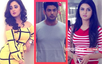 Rashami Desai & Jasmine Bhasin RELIEVED At Sidharth Shukla's OUSTER, Decency Holds Them Back From LASHING OUT