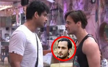 Bigg Boss 13: 'Boy, If You Have B*lls Hit Asim,' Riaz's Brother Challenges Sidharth Shukla, Calls Him #CryBabySid