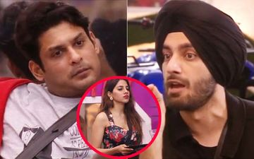 Bigg Boss 14: Sidharth Shukla- Shehzad Deol Get In A Heated Argument After Latter Drops Nikki Tamboli's Tray; Sid Blames Him For Spoiling Immunity Task