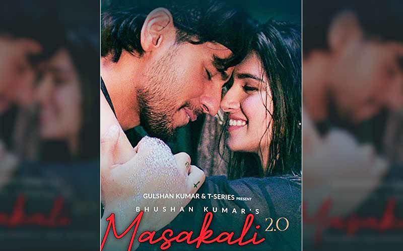 'Love Lockdown' As Tara Sutaria Romances Rumoured Ex Sidharth Malhotra In Masakali 2 - Teaser OUT