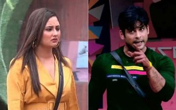 Bigg Boss 13: Sidharth Shukla-Rashami Desai Fight Over Chai Patti; Get Abusive, Scream 'Chor, Pagal Physcho'