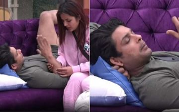 Bigg Boss 13: Sidharth Burns With Desire, Unleashes Possessive Streak For Shehnaaz, 'Nahi Pasand Koi Aur Hamare Bed Pe'