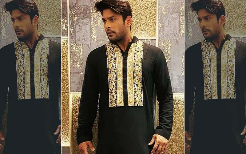 Diwali 2020: Bigg Boss 13's Sidharth Shukla Dons A Manish Malhotra Creation; Reveals He Always Fantasized Wearing One, But Couldn't Afford It