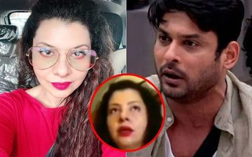 Sambhavna Seth Calls STING OPERATION Video Old As She Gets Accused Of Taking Money To Promote Sidharth Shukla