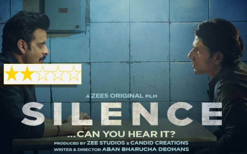 Silence Can You Hear It Review: A Tone Deaf Whodunit Starring Manoj Bajpayee And Prachi Desai That Takes Itself Too Seriously