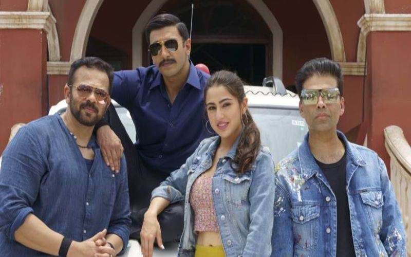 रोहित शेट्टी की फिल्म सिम्बा की शूटिंग हुई पूरी, एक्ट्रेस सारा अली खान ने लिखा इमोशनल पोस्ट