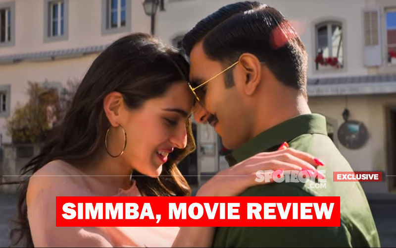 Simmba, Movie Review: Seetiyaan, Taaliyaan, Paisa Vasool
