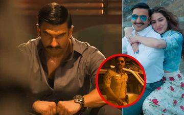 रणवीर सिंह और सारा अली खान की फिल्म 'सिंबा' का जबरदस्त ट्रेलर हुआ रिलीज़, सिंघम अजय देवगन ने भी लगाया तड़का