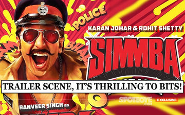 Simmba Trailer: Awesome Ranveer Singh Coupled With A Major Shock In Climax, Film Has 'Hit' Written All Over It