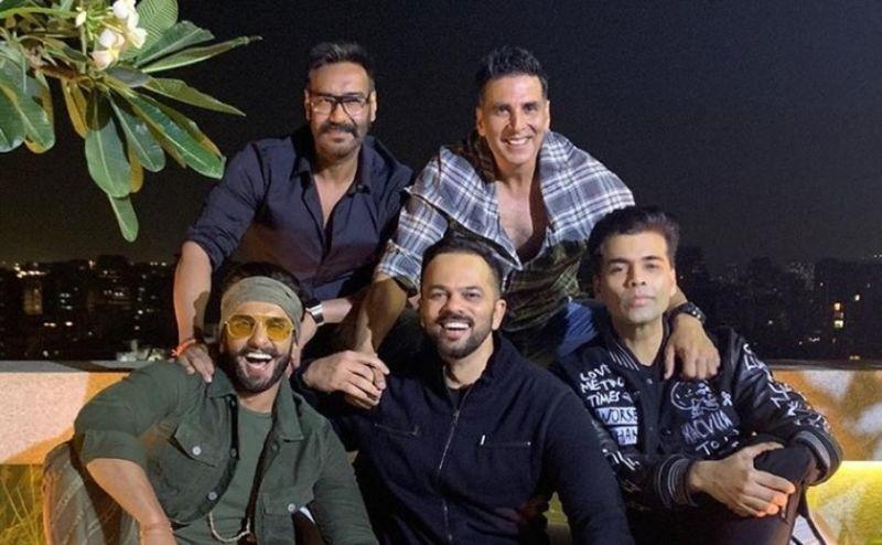 सिंबा की सक्सेस पार्टी में पहुंचे रणवीर सिंह, अजय देवगन, अक्षय कुमार और करण जौहर; जमकर किया धमाल