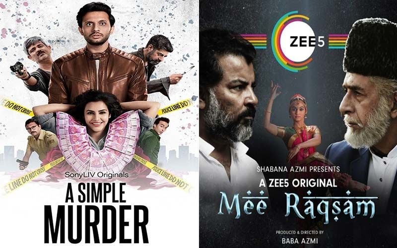 A Simple Murder And Mee Raqsam: Two Shows Worth Checking Out On OTT Platforms