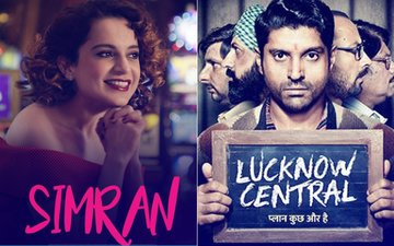 Box-Office Collection Day 2: Kangana Ranaut's Simran & Farhan Akhtar's Lucknow Central Witness Growth