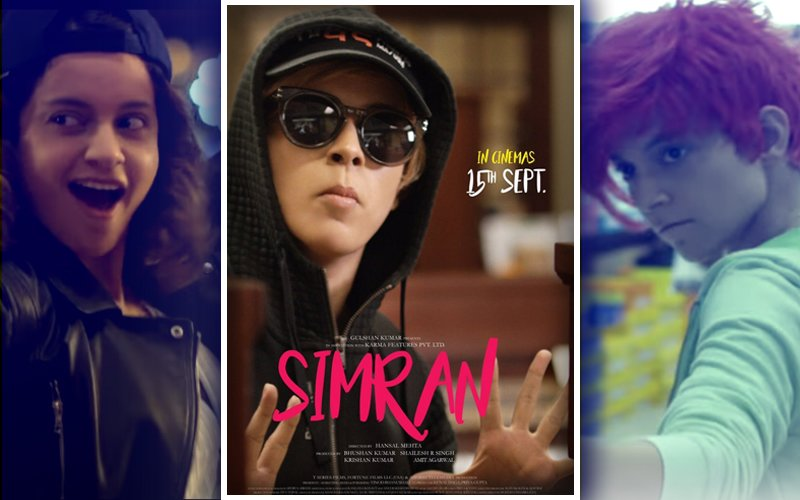 Movie Review: Simran…Or A Heroine Who Bungles In The American Casino Jungles