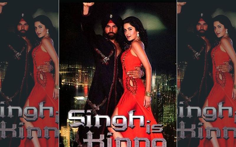 11 Years Of Singh Is Kinng: Akshay Kumar-Katrina Kaif's Blockbuster Celebrates 11 Years Of Entertaining The Audience