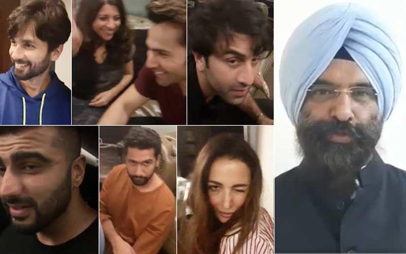 Karan Johar Video Controversy Escalates: MLA Manjinder Sirsa Asks Deepika, Ranbir, Shahid Varun, Arjun To Undergo Dope Test