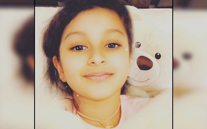 Mahesh Babu's Daughter Sitara Recreates A Song Of Her Great Grandmother And We Can't Stop Adoring Her