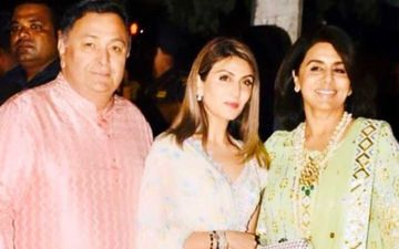 Diwali 2020: Rishi Kapoor's Daughter Riddhima Kapoor Sahni Shares Pics Of Diwali 2019 Celebrations As She Misses Her Late Father Dearly