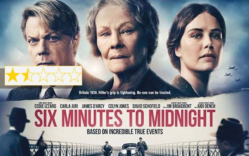Six Minutes To Midnight Review: Not Even The Great Judi Dench Can Save This Dreary War Drama