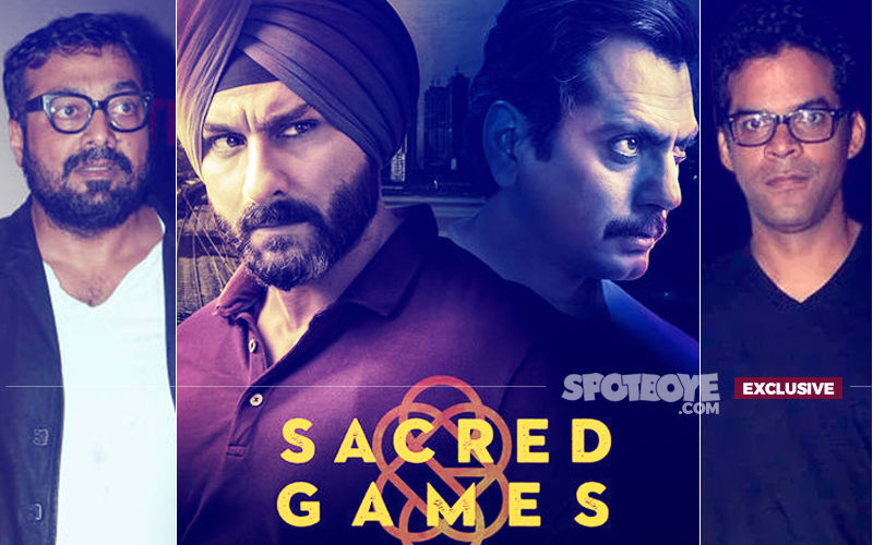 "Will Sacred Games 2 Go To Anurag Kashyap/Vikramaditya Motwane/Neither? Netflix Says, ""Evaluating Options''"