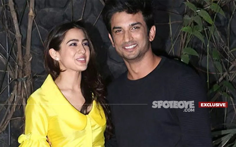 This Is What Sushant Singh Rajput And Sara Ali Khan Are Up To, Now!