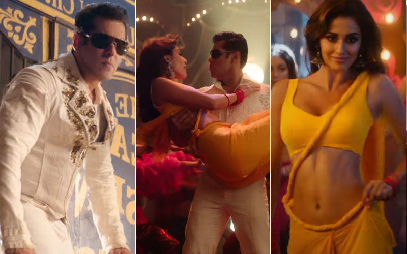 Bharat, Slow Motion Song: Salman Khan-Disha Patani's 'Not So Slow' Moves Will Win Hearts