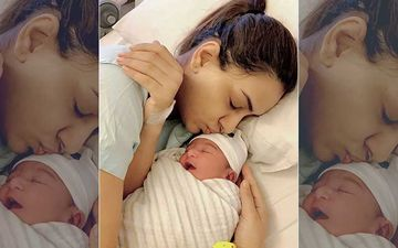 New Mommy Smriti Khanna Shares Adorable Picture With Daughter; 'Thank You For Choosing Me To Be Your Mother'