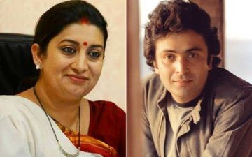 Rishi Kapoor Passes Away: 'Bhag Jaldi Dilli Pagal' Smriti Irani Remembers Rishi Kapoor's Precious Words, Mourns His Demise