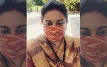 Smriti Irani Tests Positive For COVID-19; Pregnant Anita Hassanandani, Mandira Bedi And Others Send Get Well Soon Wishes