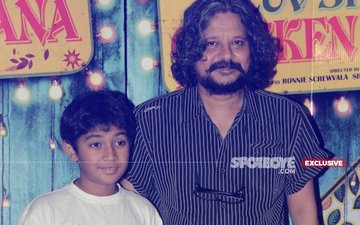 Amole Gupte: My Son Partho Refused To Be A Part Of Sniff