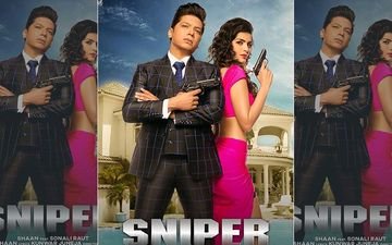 Sniper: Singer Shaan Unleashes All-New Avatar, Portrays A Suave Gangster In His Latest Single Featuring Sonali Raut- VIDEO